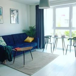 noclegi Dziwnówek Apartament MONSTERA