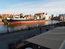 noclegi Gdańsk Grand-Tourist River Side Apartments