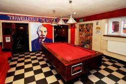 noclegi Kraków Good Bye Lenin Pub Garden Hostel