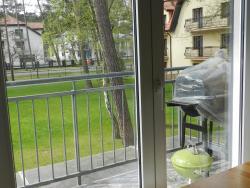 noclegi Pobierowo Apartament Sosenka
