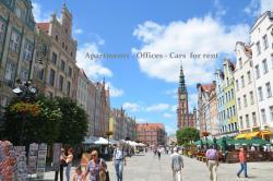 noclegi Gdańsk 777 Apartments & Cars _ Main City