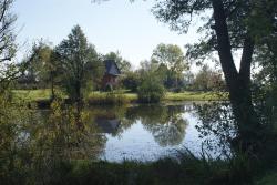 noclegi Darłowo Domki w ogrodach Magra - morze, cisza, wieś