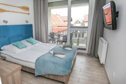 noclegi Mielno Turquoise Apartment