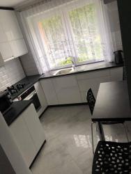 noclegi Gdańsk Apartment w bloku mieszkalnym