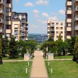 noclegi Kraków Apartament Bobrzynskiego