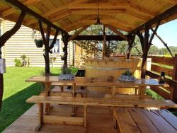 noclegi Jastrzębia Góra Domki Wood House