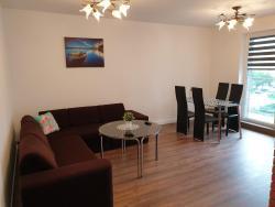 noclegi Gdańsk exclusive flat