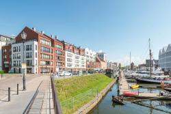 noclegi Gdańsk Wave Apartments Szafarnia Old Town