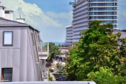 noclegi Świnoujście Apartamenty na Wyspie - Aquamarina Apartamenty