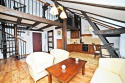 noclegi Sopot Cosy Attic Apartment