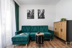 noclegi Kraków Jazz Station Apartment GO New Pure
