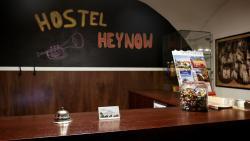 noclegi Kraków Heynow Hostel