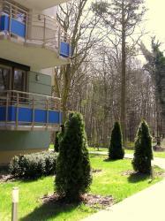 noclegi Świnoujście Green Park Apartments