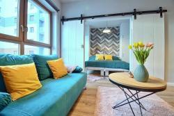 noclegi Olsztyn Modern Apartments Opera