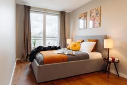 noclegi Kraków Mellow Apartment by Loft Affair