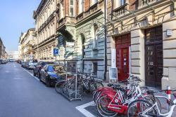 noclegi Kraków Lupolo Apartments Radziwiłłowska
