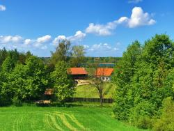 noclegi Jeziorany Siedlisko Borówkowo