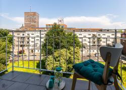 noclegi Gdańsk Victus Apartament Gdańsk Green Leaf