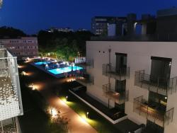 noclegi Kołobrzeg Nadmorskie Tarasy Apartament C514
