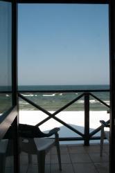 noclegi Sztutowo Willa na Wydmie - Pokoje z widokiem na Morze
