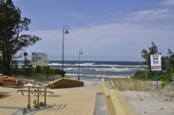 noclegi Krynica Morska OW Tęcza Przy Plaży