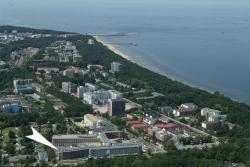 noclegi Kołobrzeg Apartament Tit Aquarius Spa