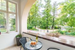 noclegi Sopot Park Apartment (Parkowy) Happy Hours