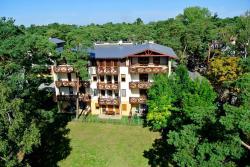 noclegi Mielno Mielno Apartments Rezydencja Park
