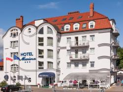noclegi Międzyzdroje Hotel Marina