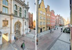 noclegi Gdańsk Dom & House Apartments Old Town Dluga