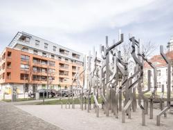 noclegi Gdańsk Apartament z widokiem na dworek