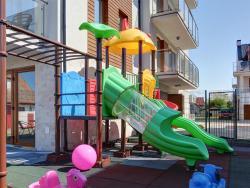 noclegi Jastarnia Marina Jastarnia - Apartamenty w Budynku z Basenem