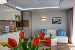 noclegi Jastarnia Marina Jastarnia Apartamenty w budynku z Basenem