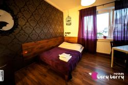 noclegi Poznań Very Berry Hostel - Old Town, Parking, Lift, Reception 24h