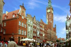 noclegi Gdańsk Długa Apartments Old Town