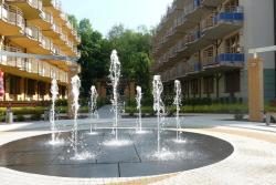 noclegi Świnoujście Apartament z ogródkiem w Parku Zdrojowym