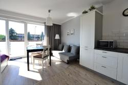 noclegi Darłówko Apartament Morski