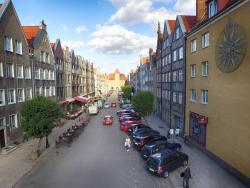 noclegi Gdańsk Apartament Old City Center Gdańsk