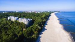noclegi Kołobrzeg VacationClub - Diune Apartment 64