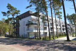 noclegi Pogorzelica Apartament Gold