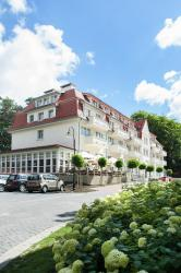 noclegi Świnoujście Hotel Cesarskie Ogrody
