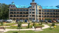 noclegi Łukęcin Apartament Szachownica