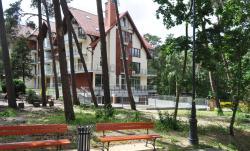 noclegi Krynica Morska Apartament Morska Ostoja
