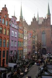 noclegi Gdańsk Apartament MARIACKA 42