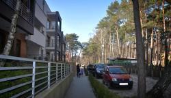 noclegi Międzywodzie Apartament Turkusowy