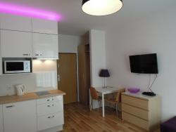 noclegi Gdańsk Apartamenty Karawela - Nadmorski Dwór