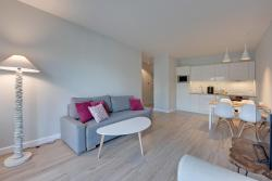 noclegi Gdańsk TriApart Deluxe Przy Plaży (Beach Apartment)