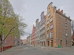 noclegi Gdańsk Apartment Ogarna Old Town