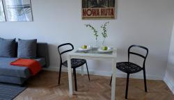 noclegi Kraków Lovely Jubbly Apartment