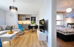 noclegi Kołobrzeg Luxury Marina Apartment